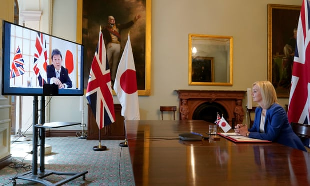 UK close to securing post-Brexit 'continuity' trade deal with Japa