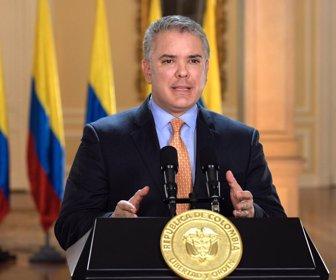 El presidente Duque inauguró la feria de inversión extranjera Colombia Investment Roadshow