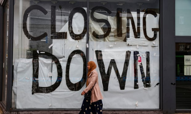 The UK's private debt crisis will make this recession so much worse