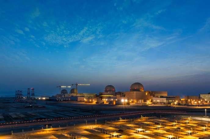 Les Emirats, chef de file nucléaire dans les pays arabes