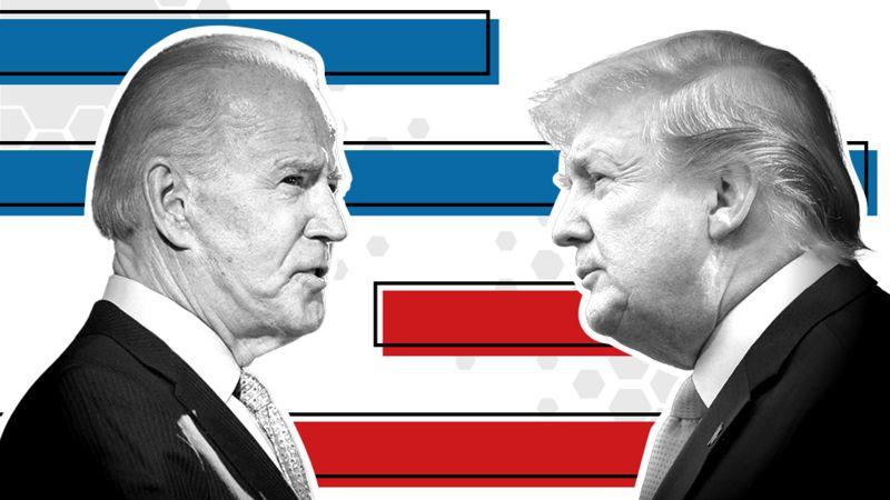 US election 2020 polls: Who is ahead – Trump or Biden?