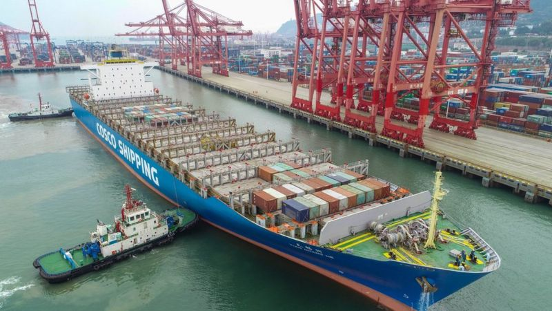 Covid-19: Chinese trade grows as others struggle amid pandemic