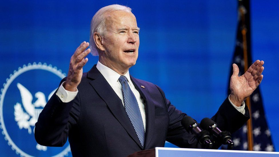 How much can Joe Biden get done on the US economy?