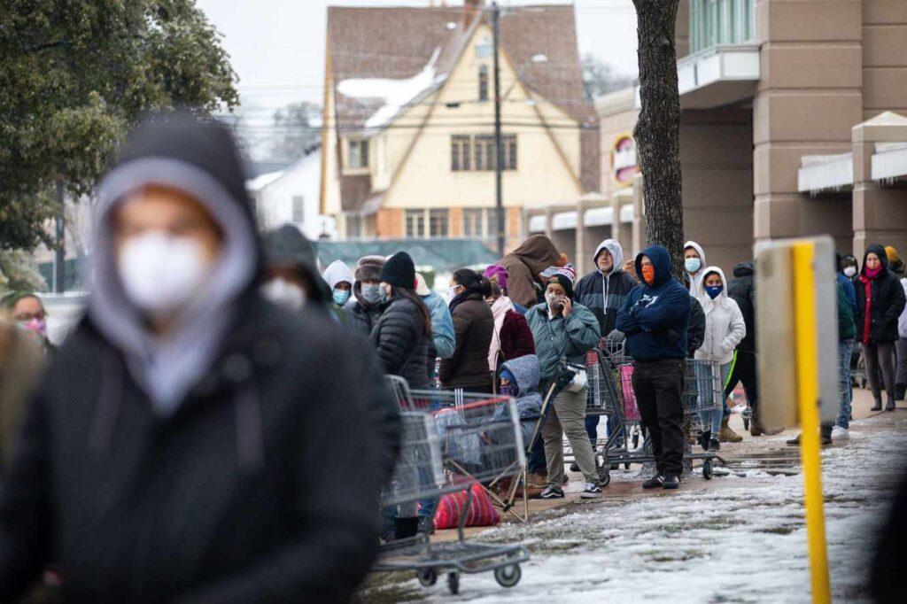 Le Texas au bord de la crise humanitaire après une vague de froid historique