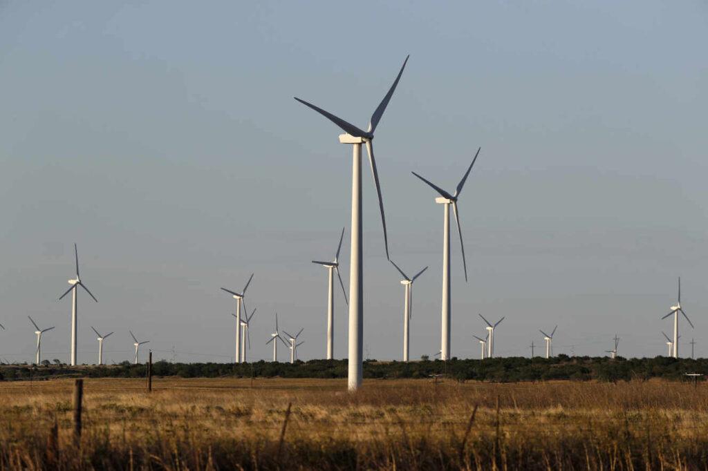 La fulgurante envolée de l'éolien au Texas