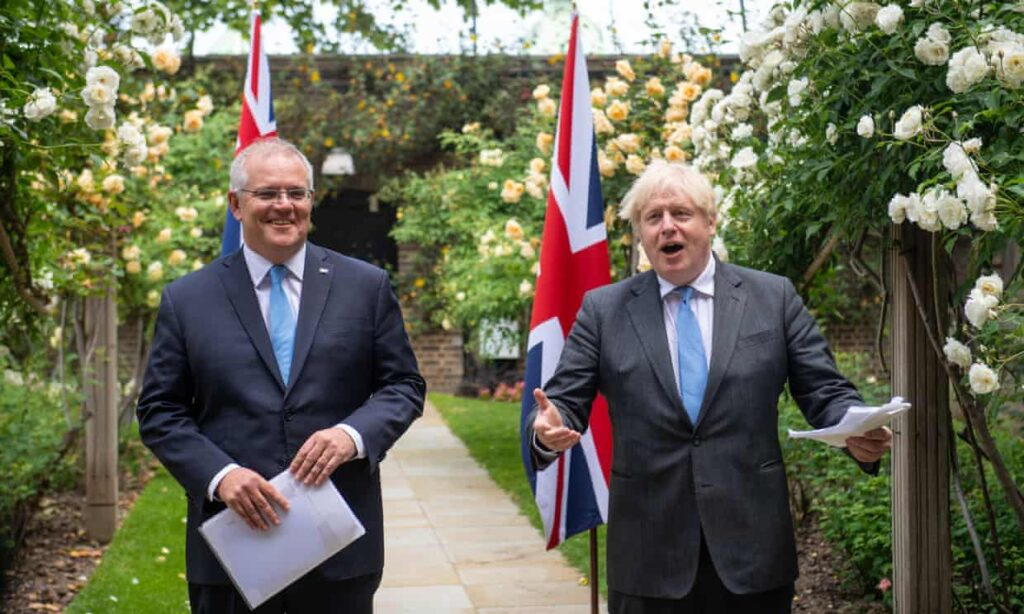 UK-Australia trade treaty is the 'new dawn' you may never notice